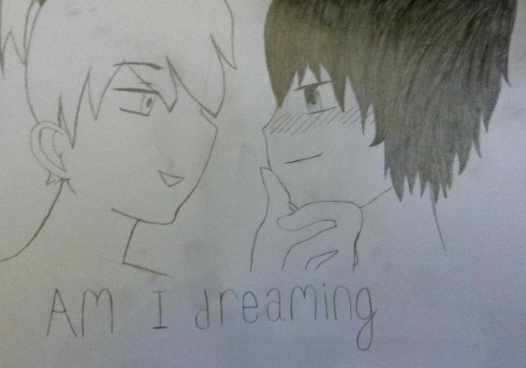 Am I...dreaming? by dantania-dan