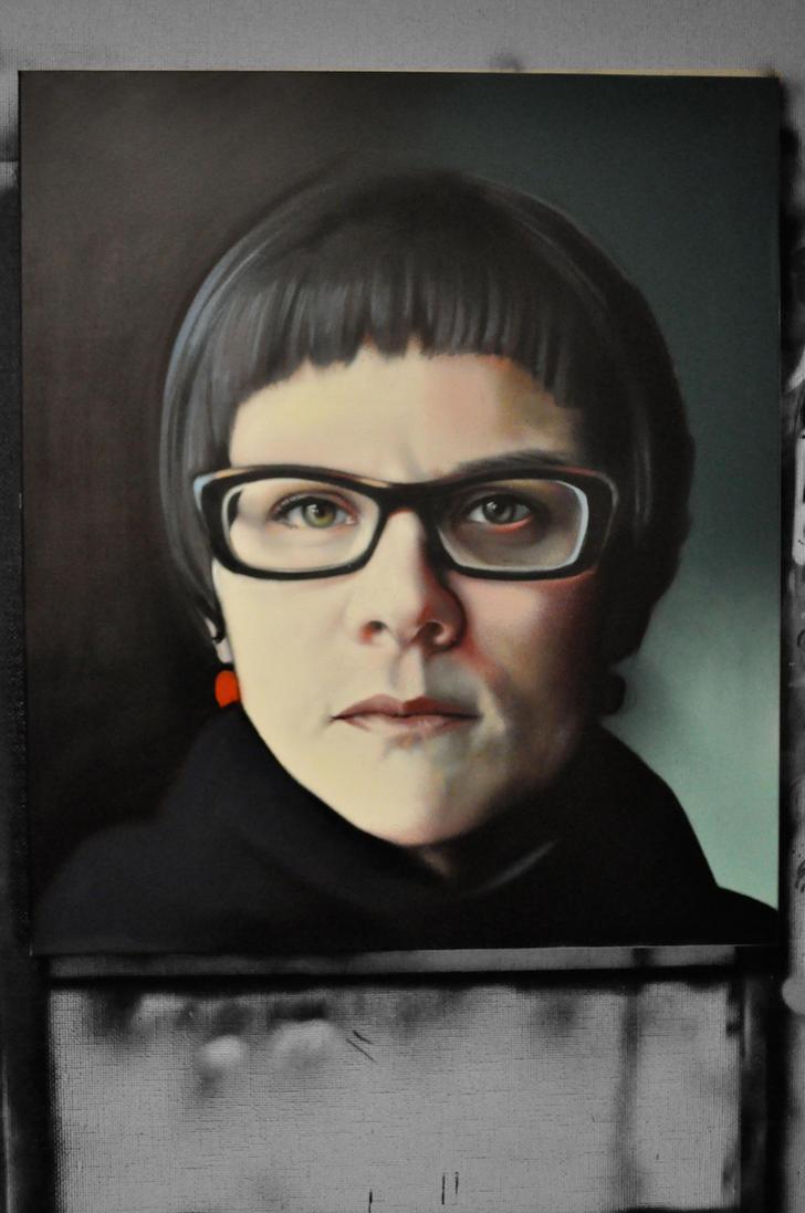 canvas Katrien by smates