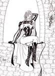 Black Queen Inked