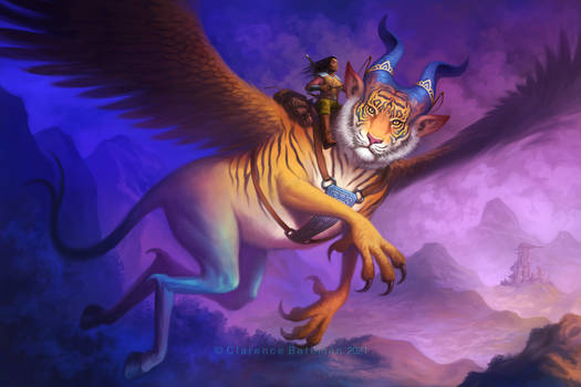 A Flying Tiger Thing