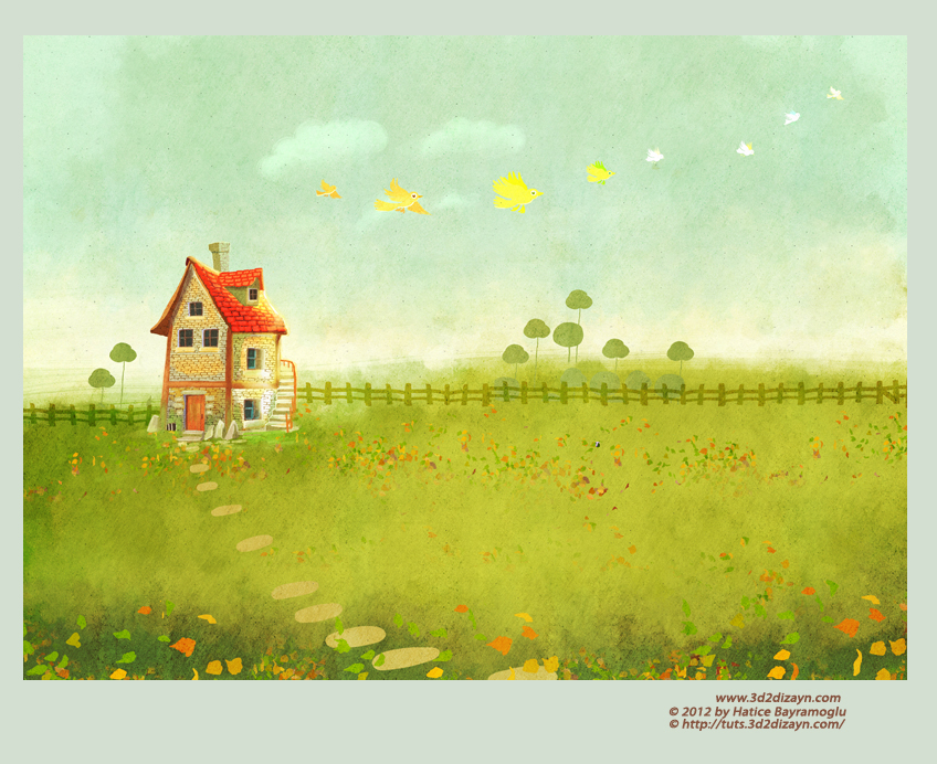 Story books new style paragraph illustration3 by eydii