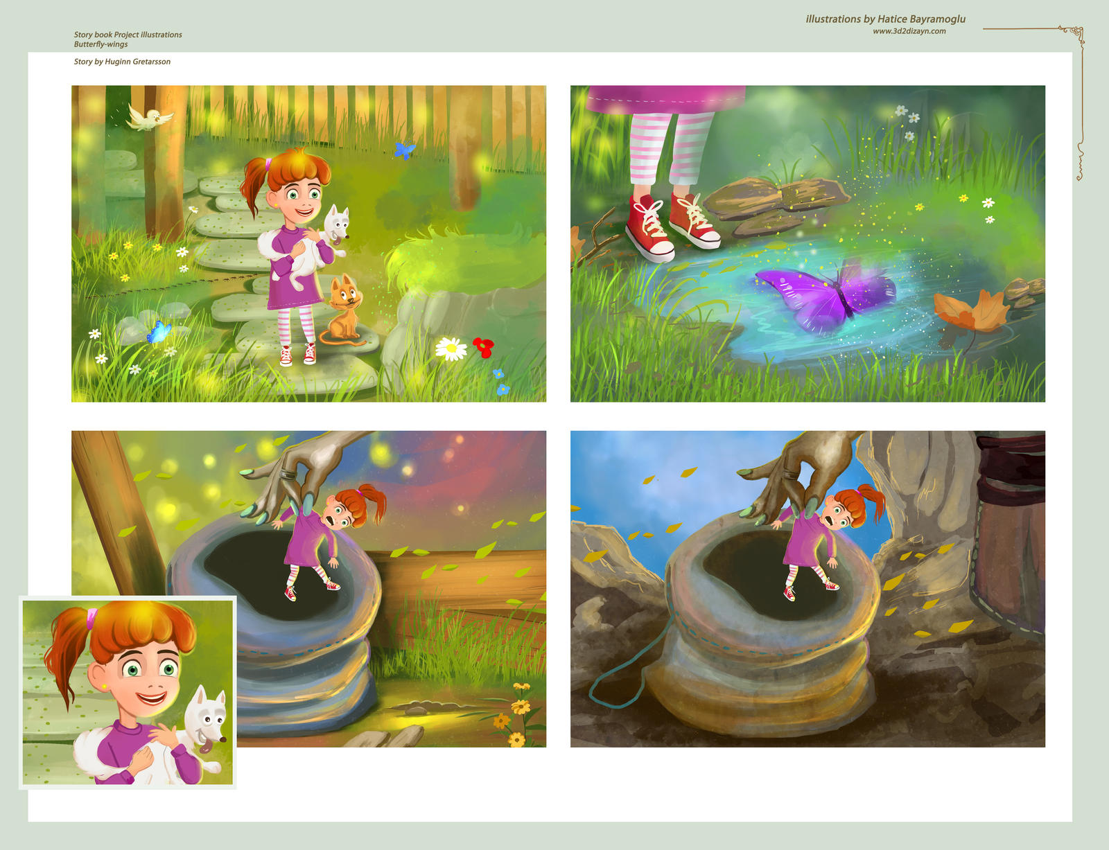Children's picture books page 2 by eydii