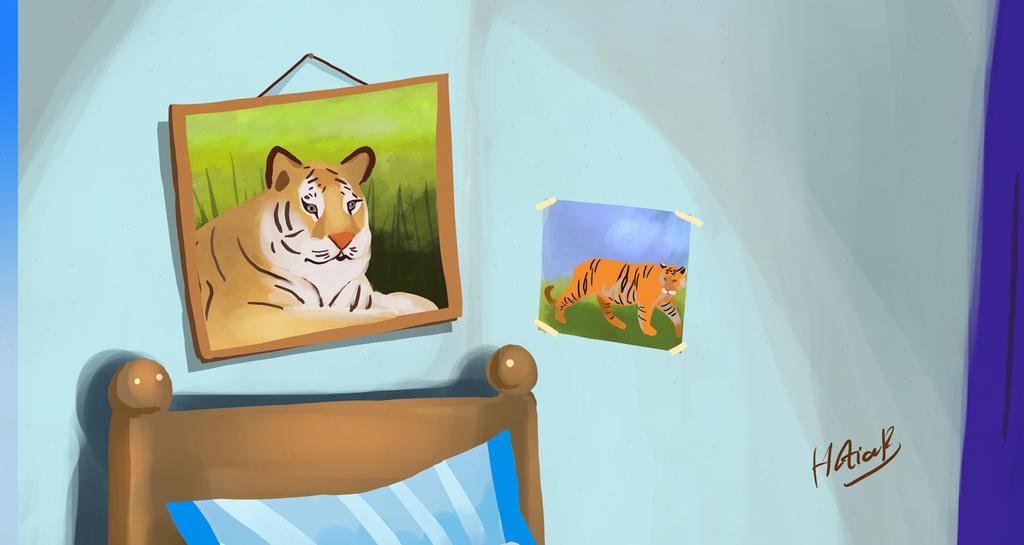 3d2dizayn.com Hatice Client Story Book  Illustrati by eydii