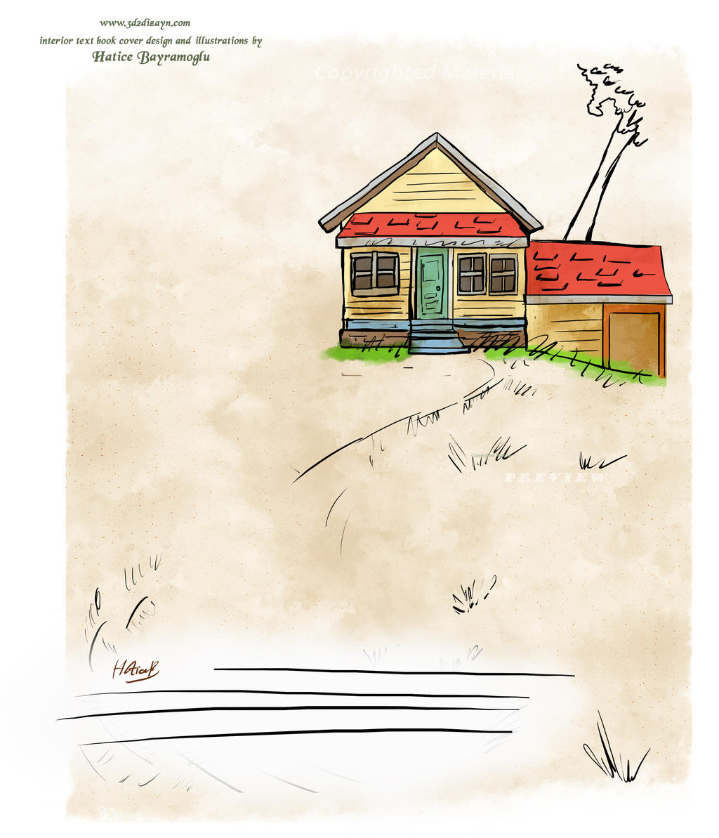 Story house drawing by eydii on deviantart for Two story house drawing