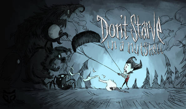 Don't Starve in a Nutshell