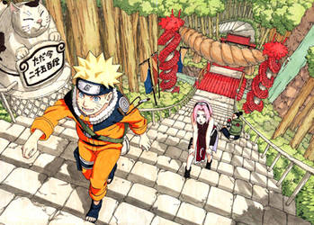Naruto best team by marcozzero