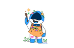 Flower spade by SmurfsAss