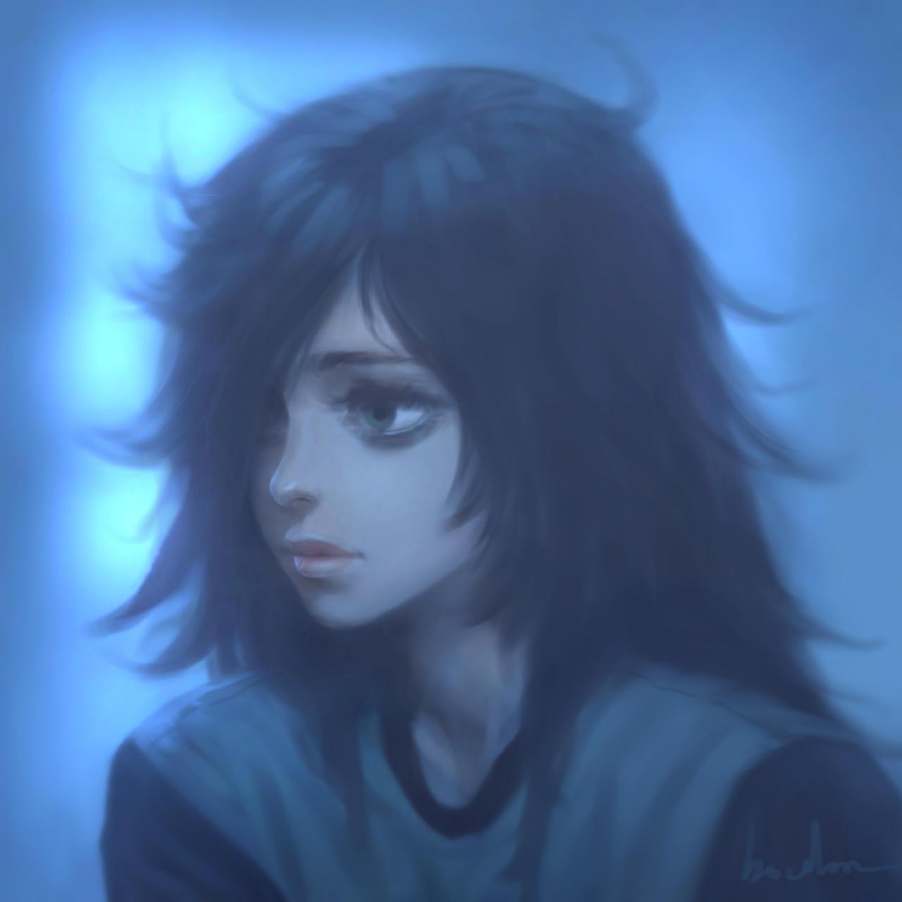 Tomoko 04 by Apegrixs