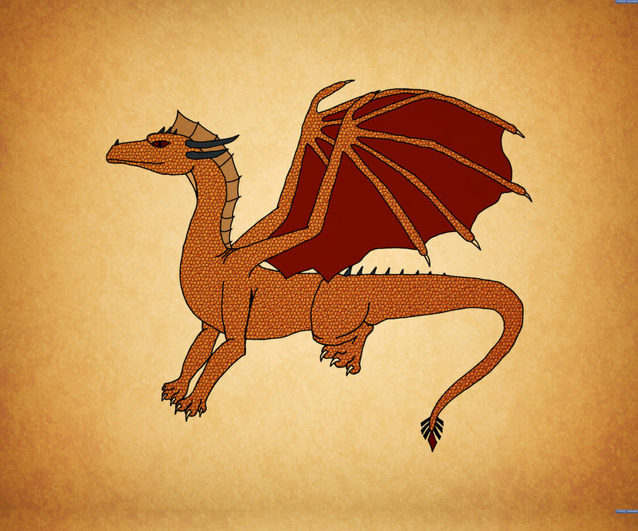 dragon illustration by sugarkoma - photo #5