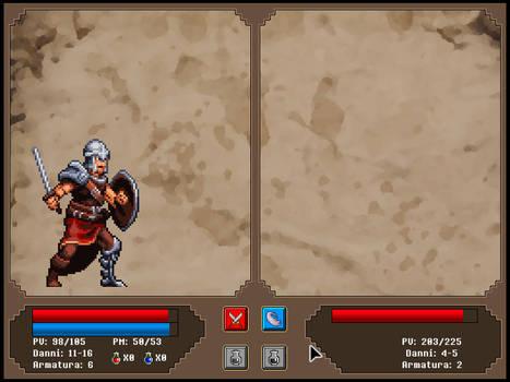 Project Kingdom Restoration - HUD Fight
