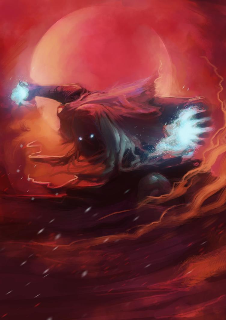 Red Demon by dav0512RT