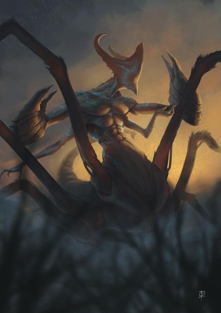 Scorpio by dav0512RT