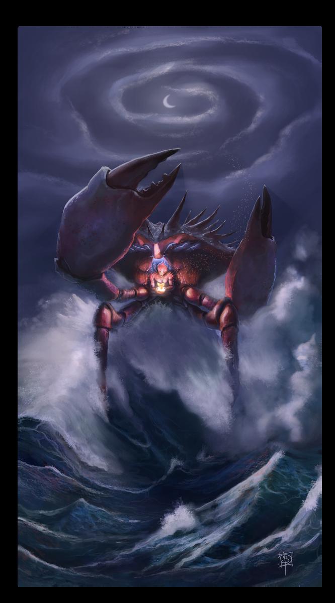 Zodiac - Cancer by dav0512RT
