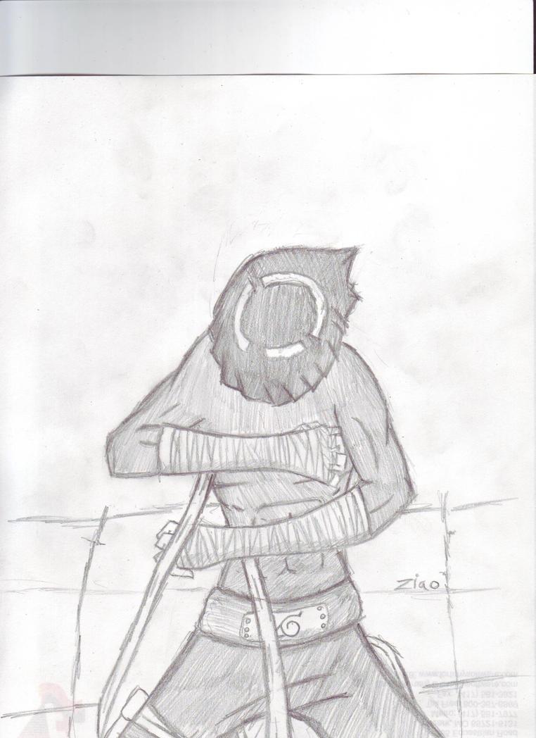 Rock Lee Drawing by ziao on deviantART