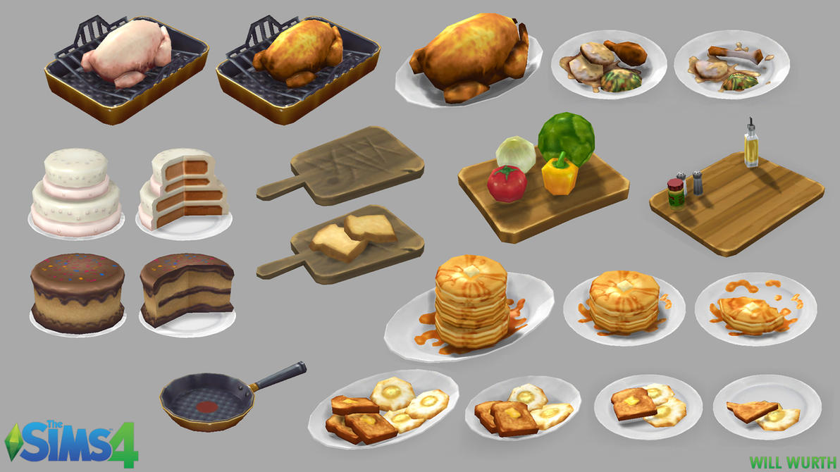 Where To Buy Cake In Sims