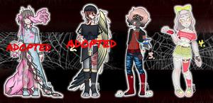 Horror Gore Adopts w/ xFpno (2/4 OPEN)