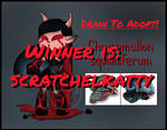 Draw To Adopt - Chrysomallon squamiferum (CLOSED) by Adopt-From-Frog