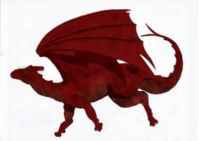 Hazaroth Flies by DustyFedora