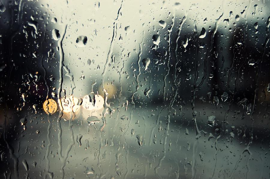 Rainy Day by kionee