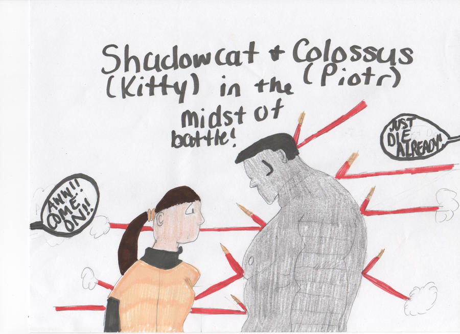 Colossus | X-Men Wiki | Fandom powered by Wikia |Shadowcat And Colossus Child