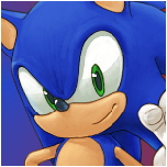 Sonic Icon by IcyketheIcehog