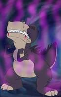 Unleash the dark power within Chomper by Gloverboy23