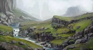 River by MrFloki