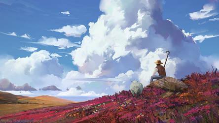 Shepherd 2 by MrFloki