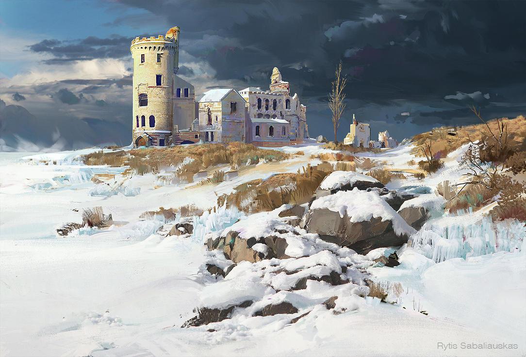 Frozen time by MrFloki