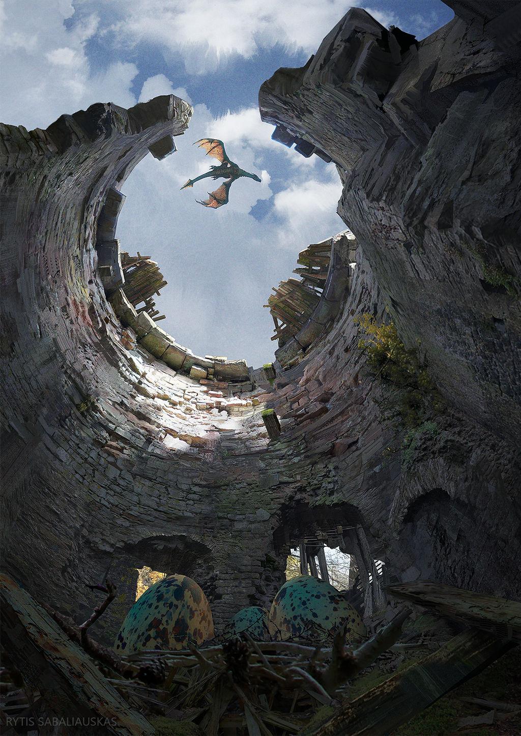 Nest by MrFloki