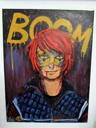 Party Poison Painting