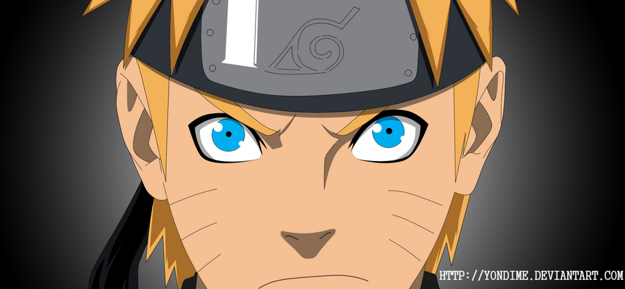 "Naruto ""I'll End This War"" by Yondime"