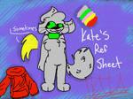 Kates newer ref sheet