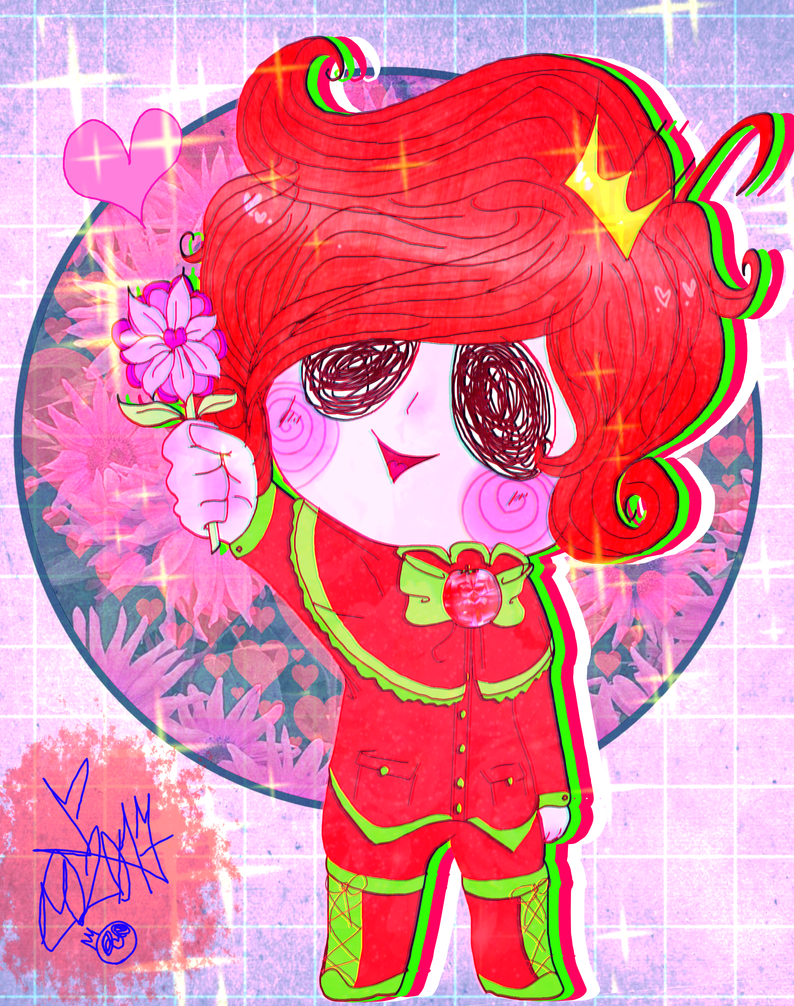 -Flower- by MikuBlazeTheKat
