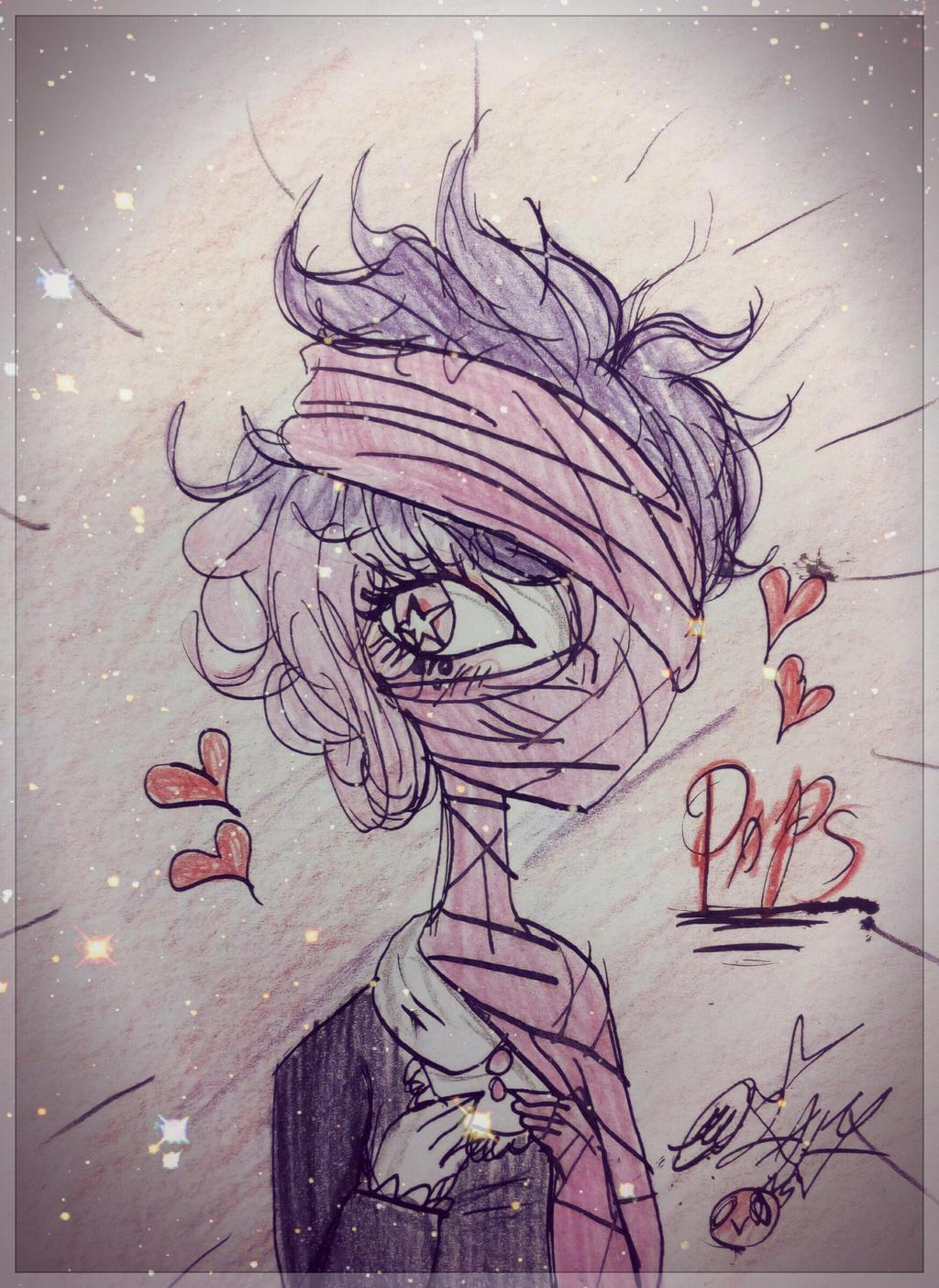 -pops- by MikuBlazeTheKat