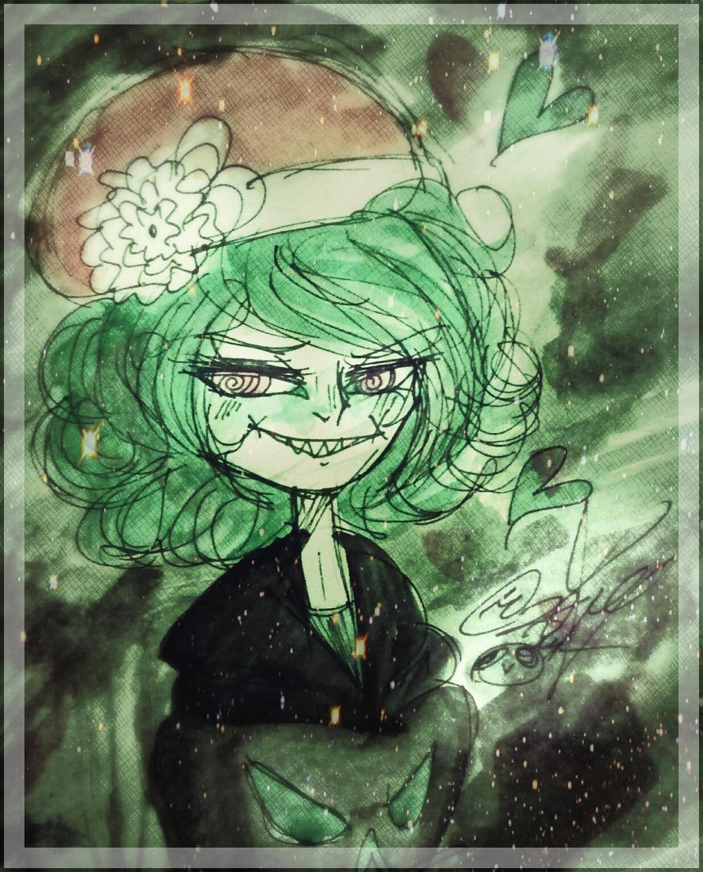 -maskiee- by MikuBlazeTheKat
