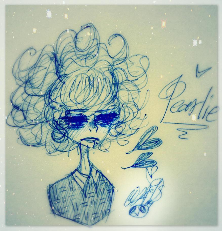-Pearlli- by MikuBlazeTheKat
