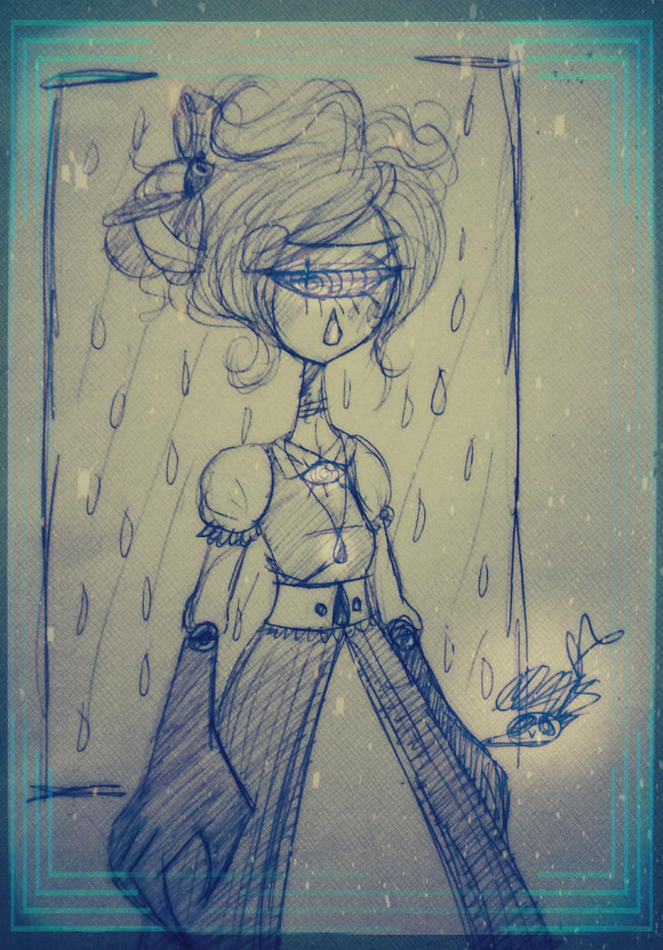 -Tearie- by MikuBlazeTheKat