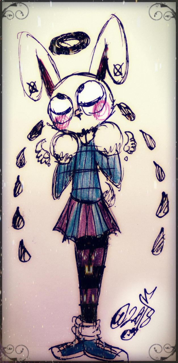 -crybaby- by MikuBlazeTheKat