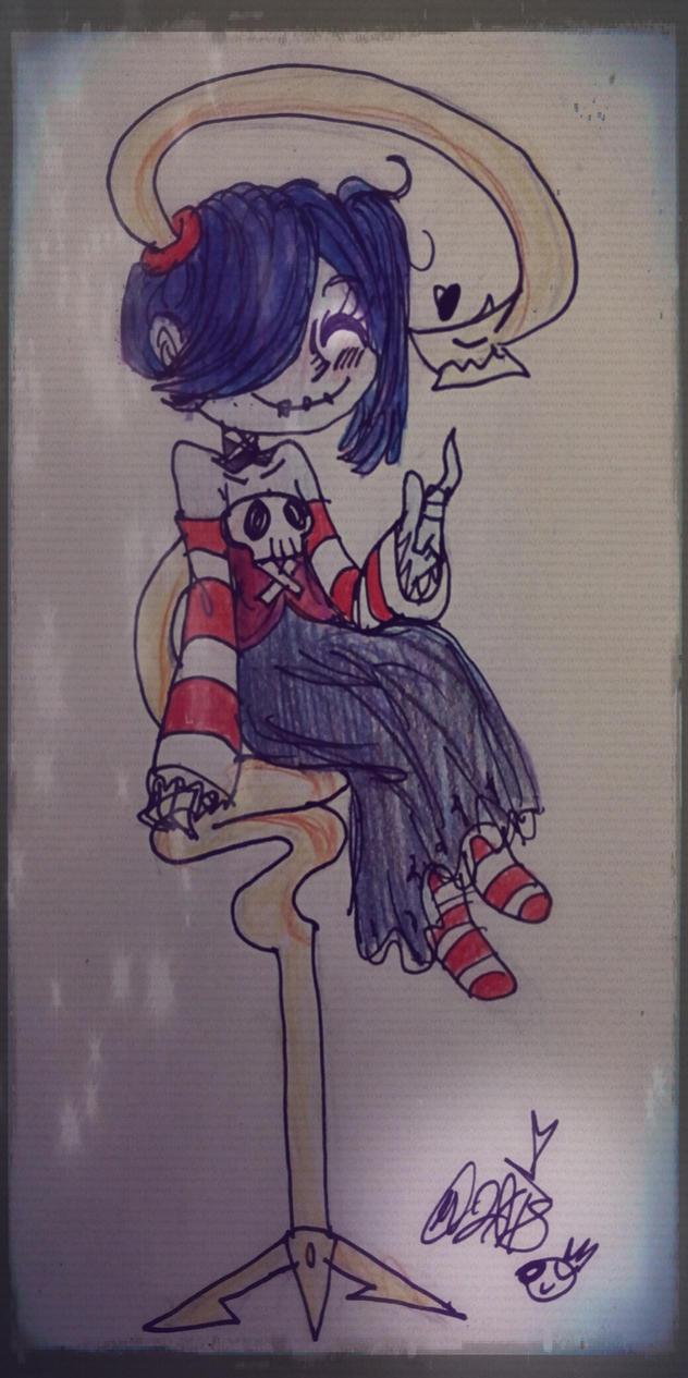 -Squigly doodleee- by MikuBlazeTheKat
