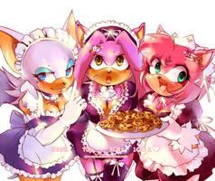 Sweet maids