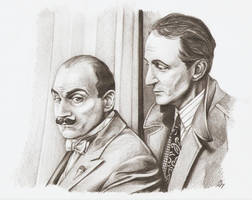 Poirot with Hastings
