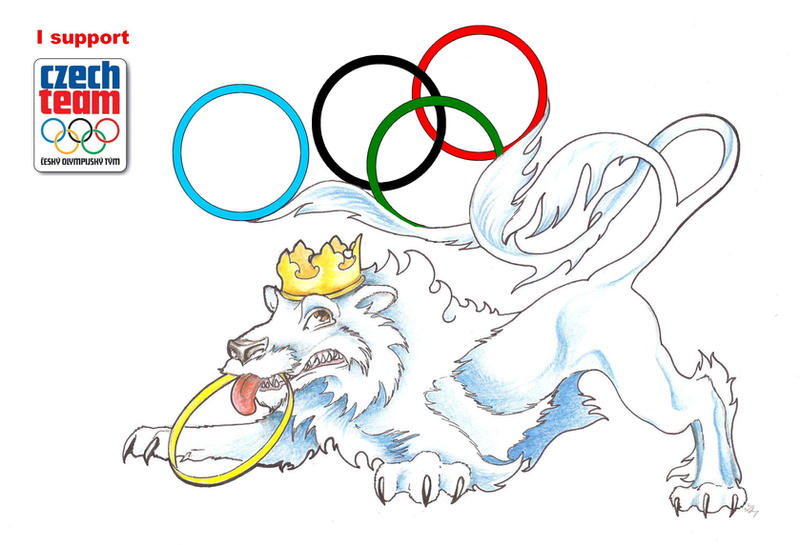 Czech Olympic Team by CeskaSoda