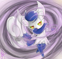 Meowstic by GiStil