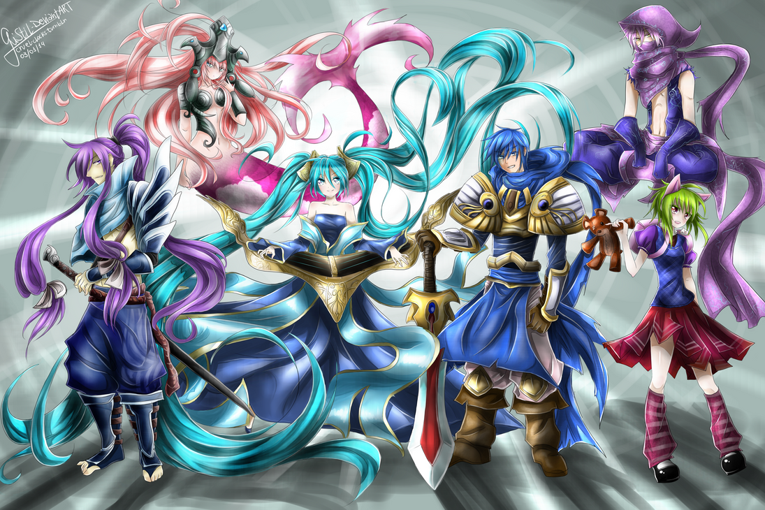 lol all victorious skins