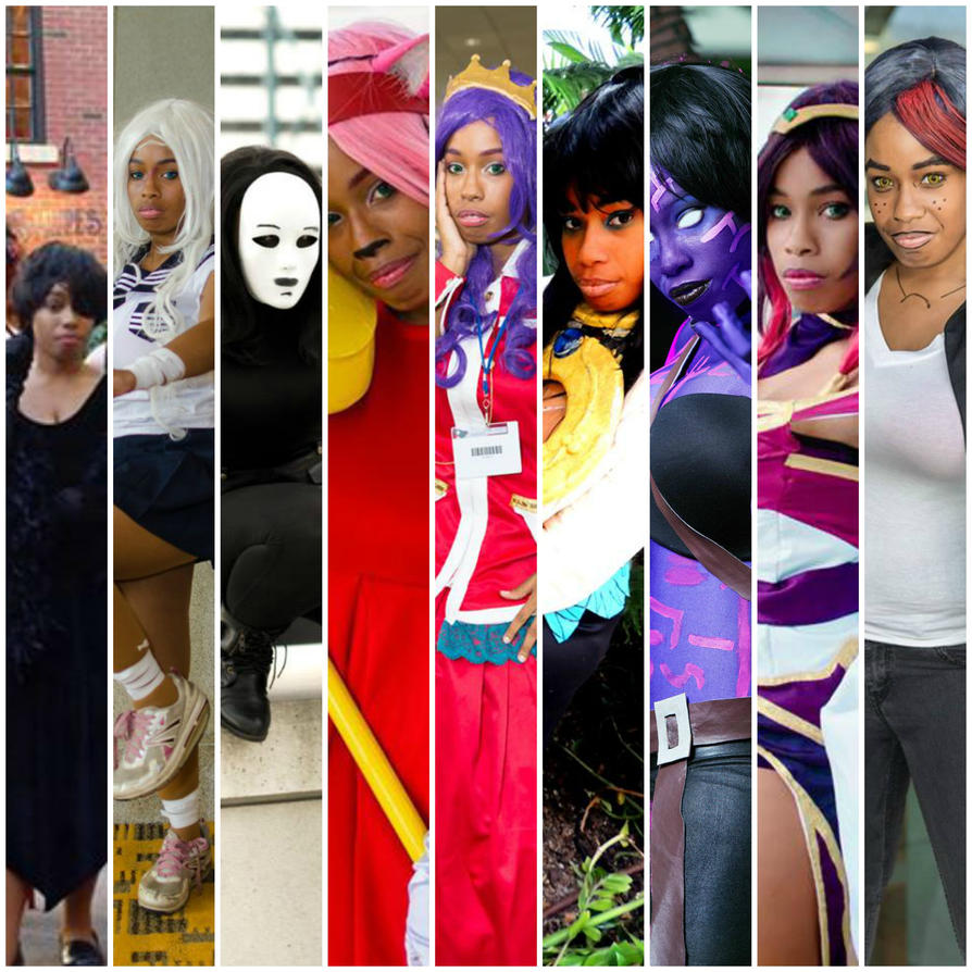 Cosplays of 2014 by Kamikazemiko