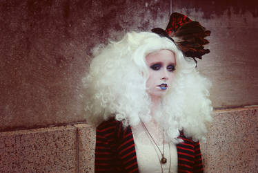 The Enigmatic Effie Trinket by sorairo-days