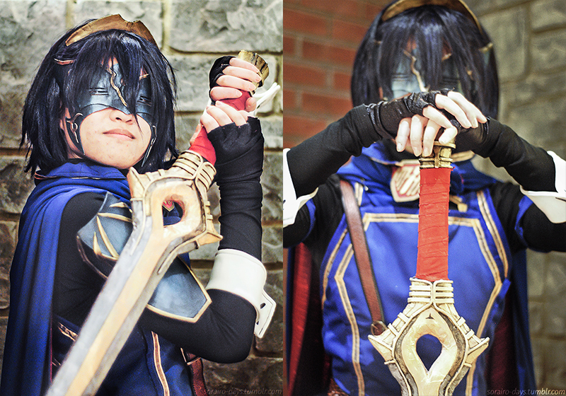 The Masked Hero by sorairo-days