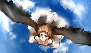 I won't fall by Mioko-san