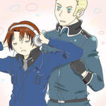 APH: germany and italy COLOUR